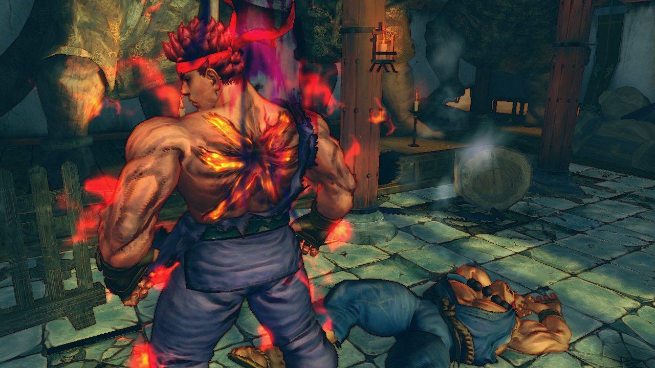 Super Street Fighter IV - DLC Arcade Edition