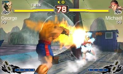 Super Street Fighter IV 3D Edition - Picchiaduro 3D