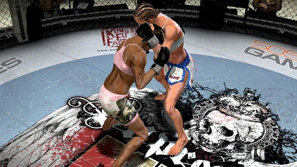 Supremacy MMA - Donne sul ring