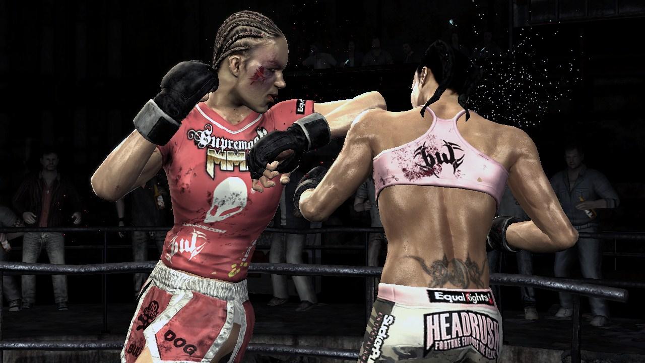 Supremacy MMA - Scontri