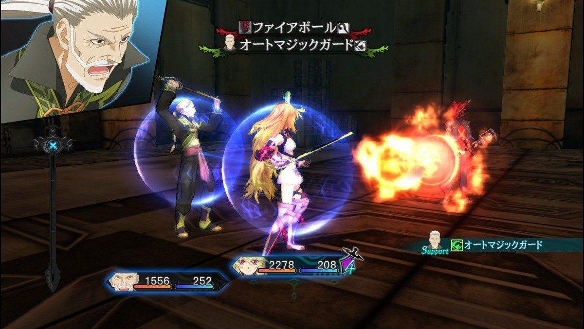 Tales of Xillia - Gameplay