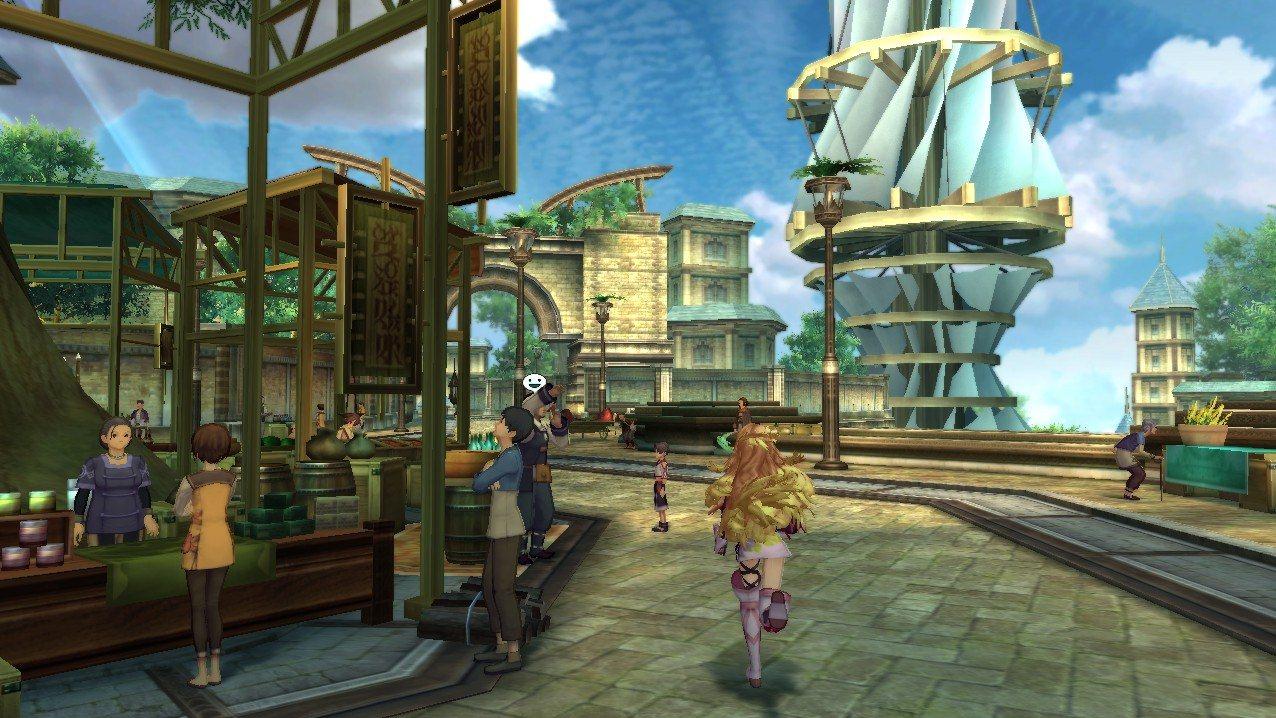 Tales of Xillia - Screenshot