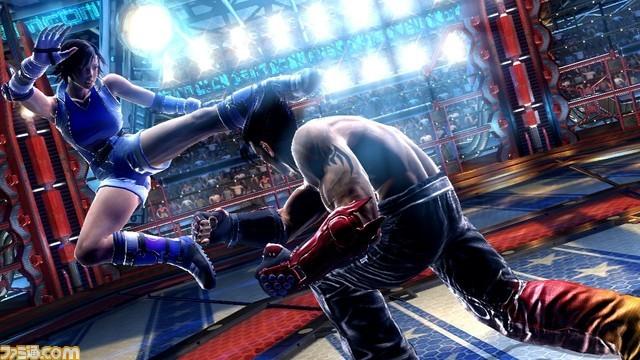 Tekken Tag Tournament  2 - Primi screenshot