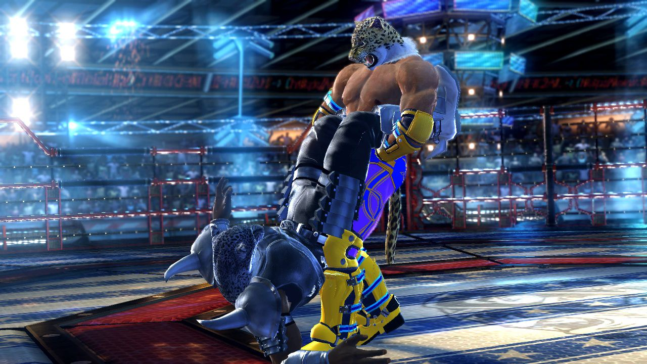 Tekken Tag Tournament  2 - Screenshot