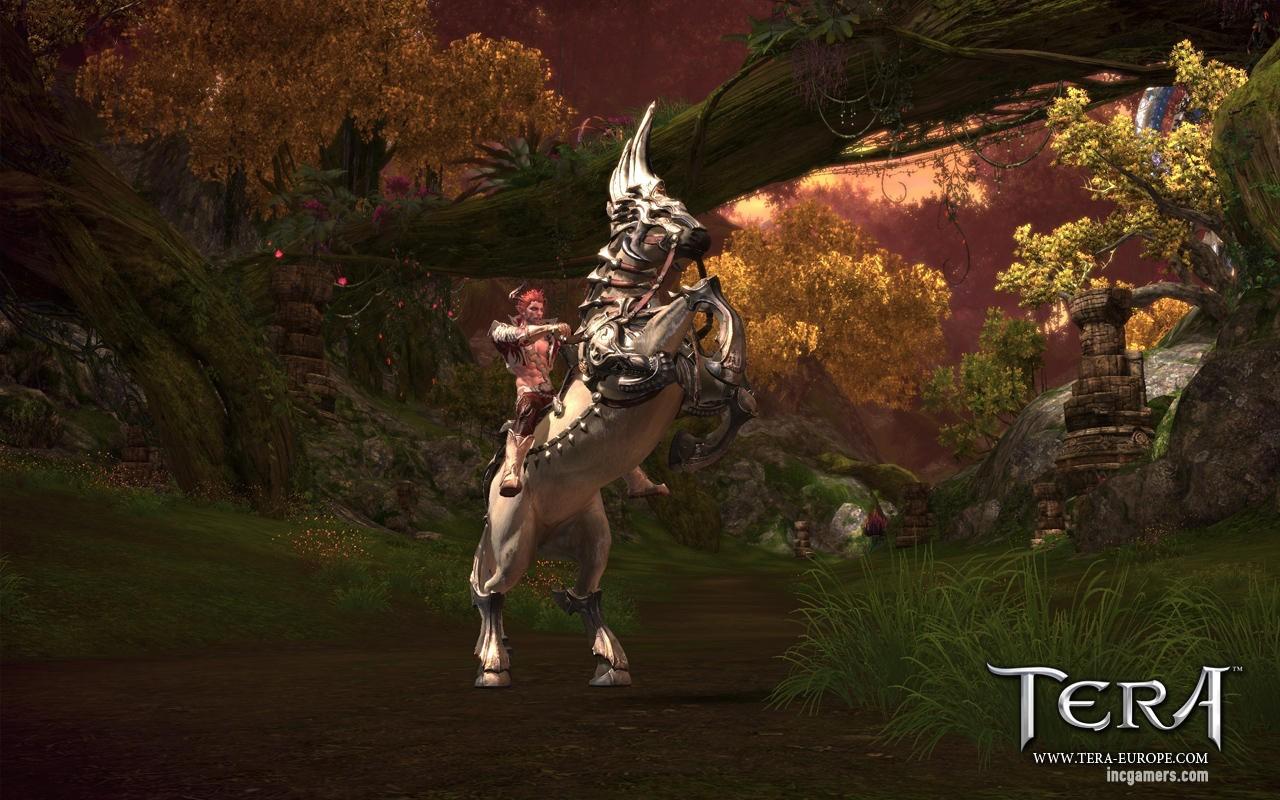 TERA: The Exiled Realm of Arborea - Ambientazioni