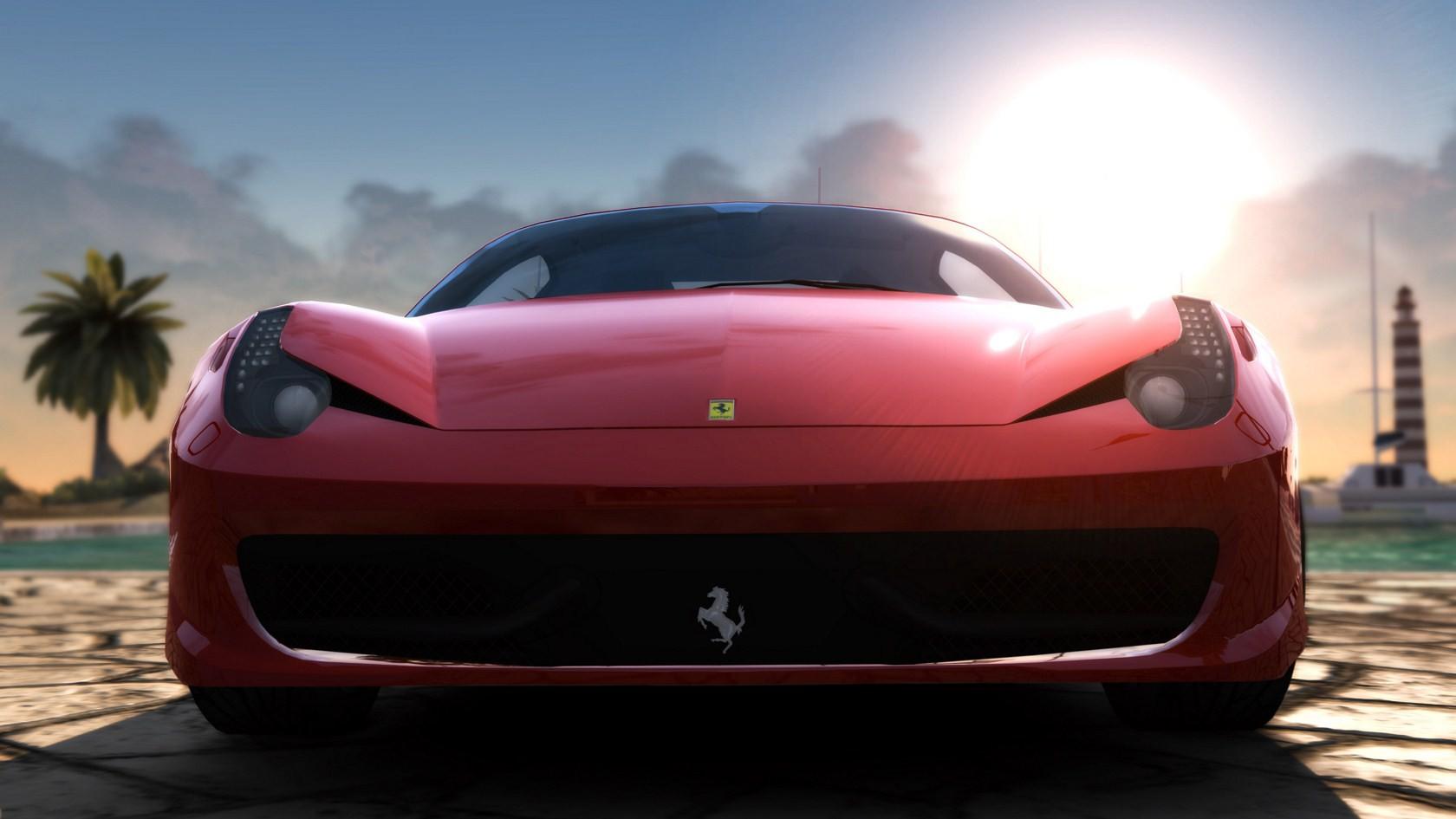Test Drive Unlimited 2 - Screenshot