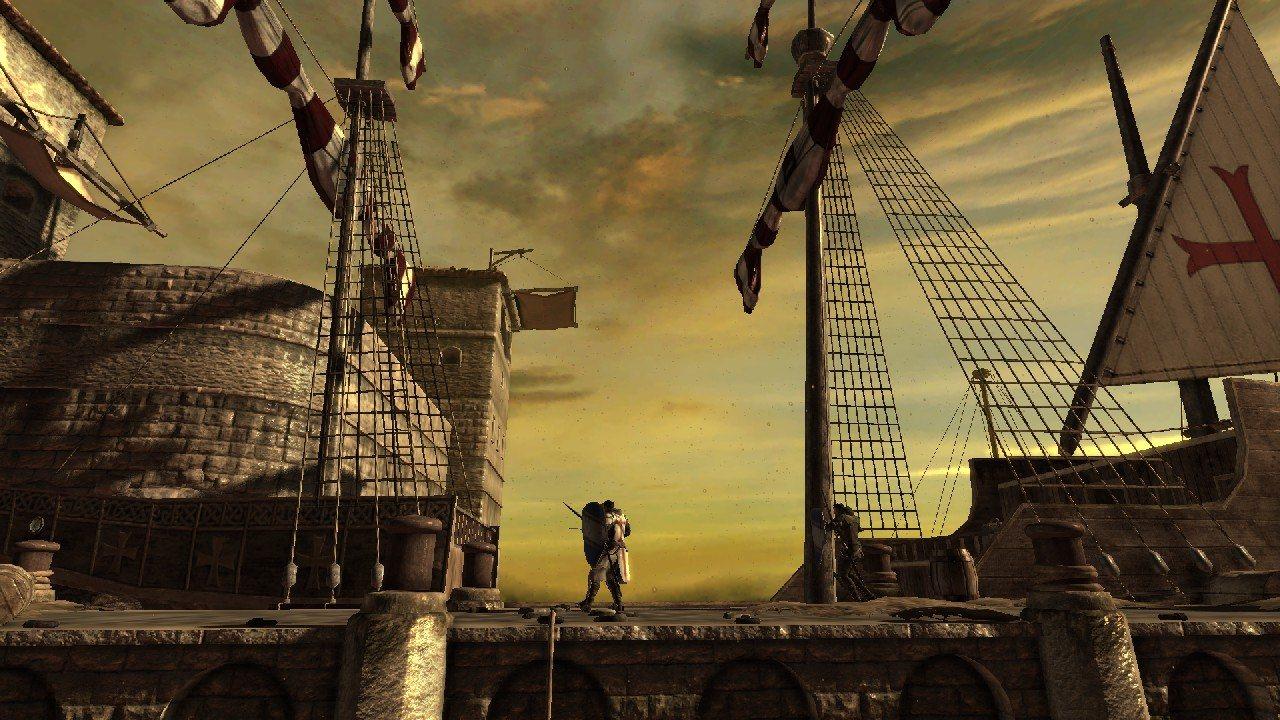 The Cursed Crusade - Gameplay