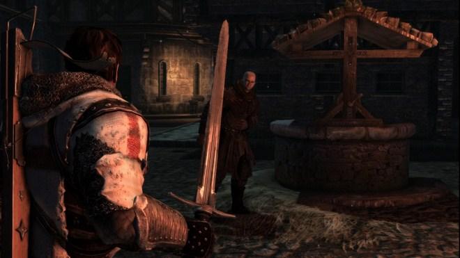 The Cursed Crusade - Screenshot