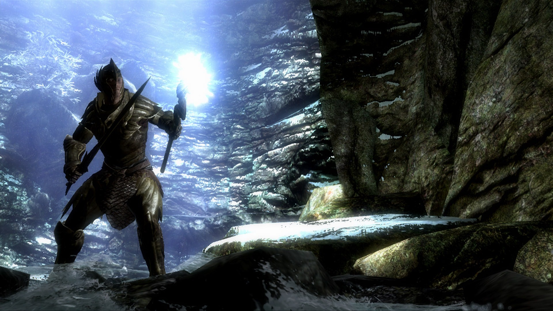 The Elder Scrolls V: Skyrim - Gameplay