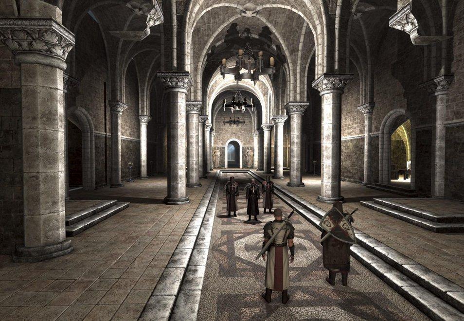 The First Templar - I Templari e il Santo Graal