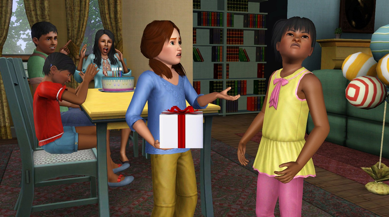 The Sims 3: Generations - Gameplay