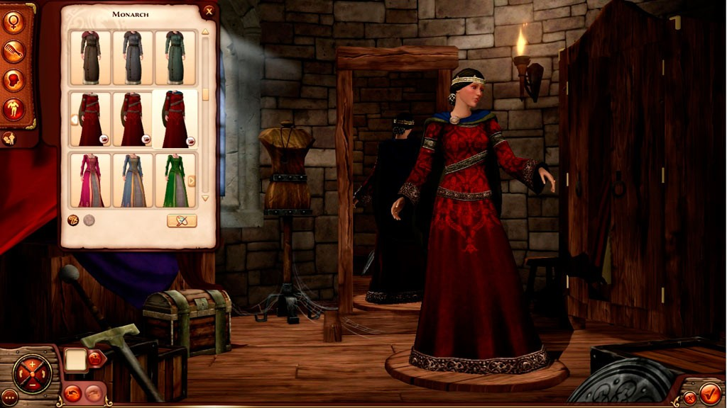 The Sims Medieval - Screenshot