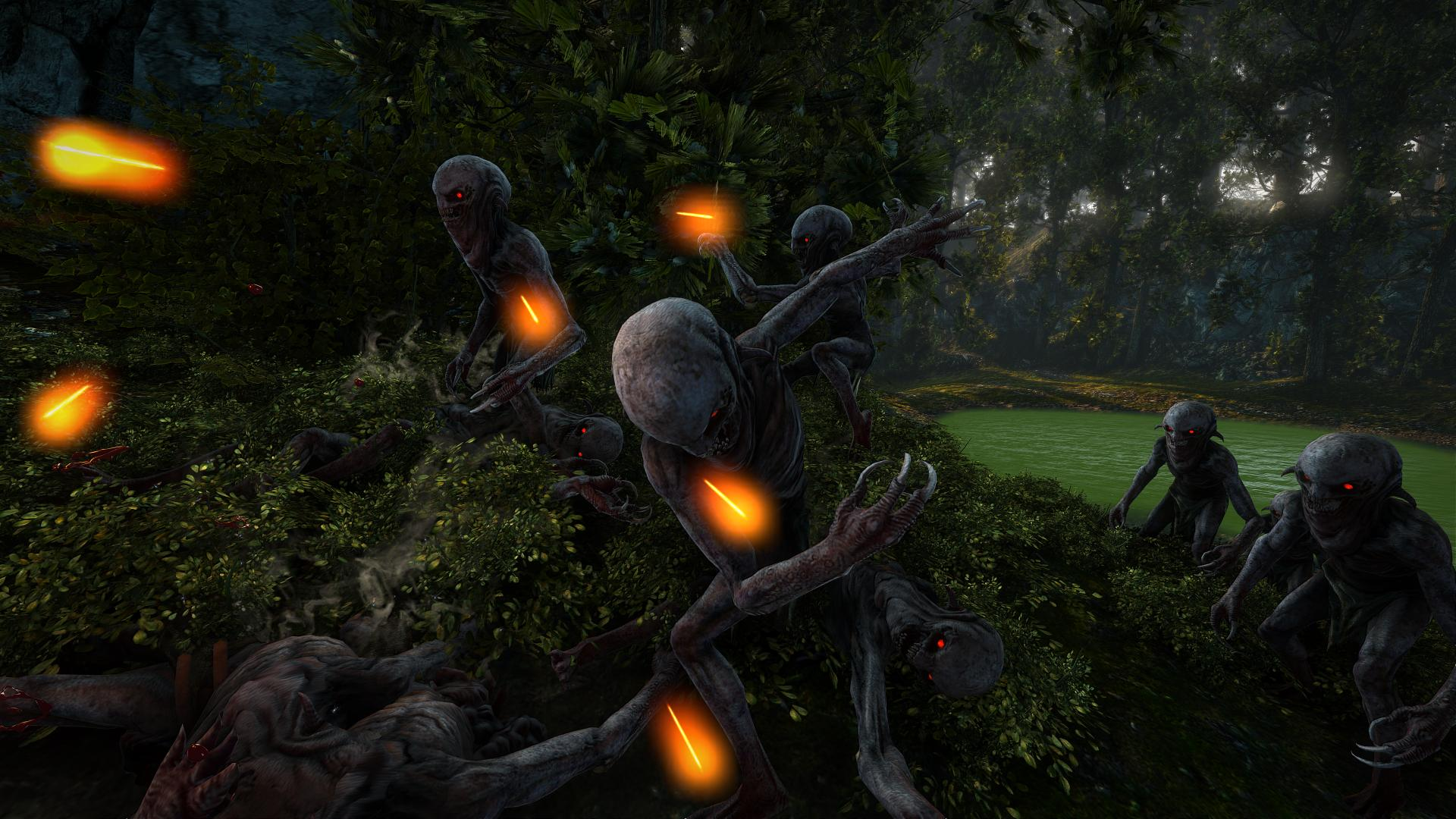 The Witcher 2: Assassins of Kings - Gameplay