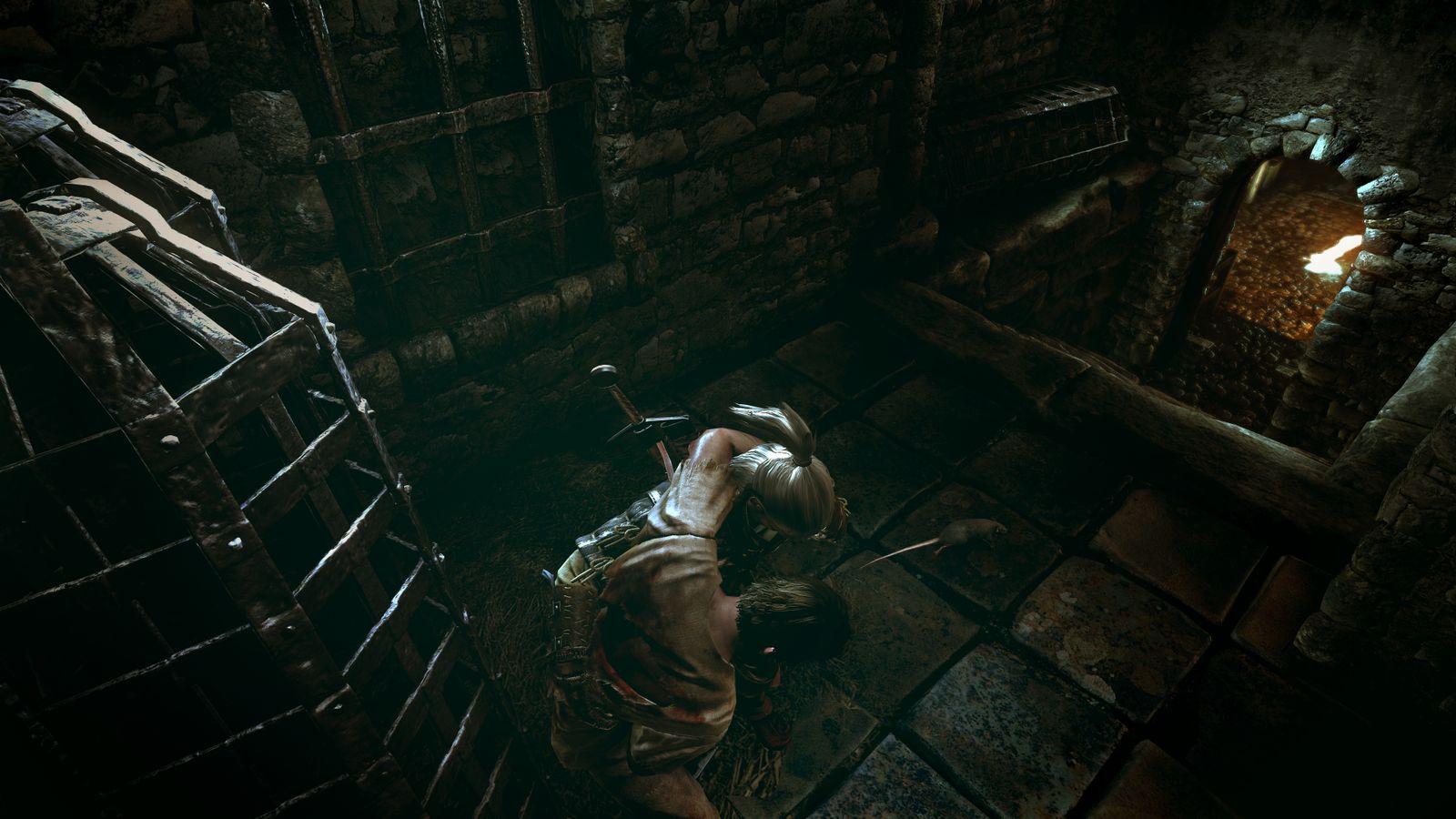 The Witcher 2: Assassins of Kings - Geralt