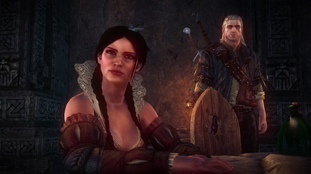 The Witcher 2: Assassins of Kings - Le donne del gioco