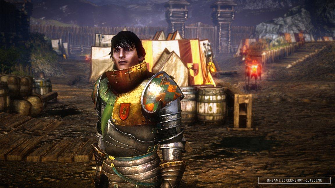 The Witcher 2: Assassins of Kings - Screenshot