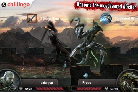 The Witcher: Versus - Screenshot