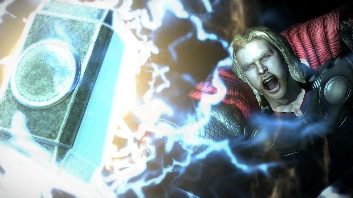Thor: il Dio del Tuono - Divinità in 3D