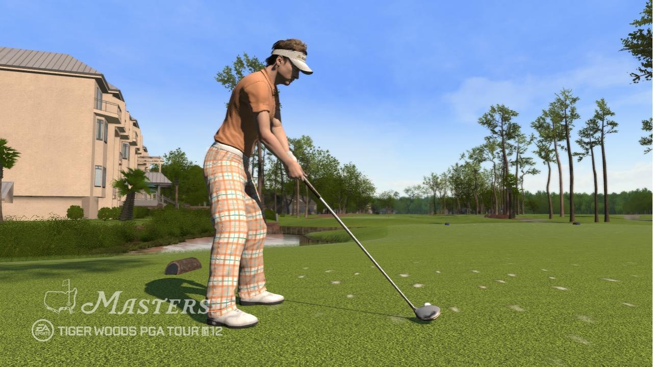 Tiger Woods: PGA Tour 12 - Golfisti in HD
