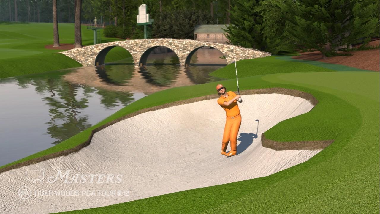 Tiger Woods: PGA Tour 12 - Rickie Fowler