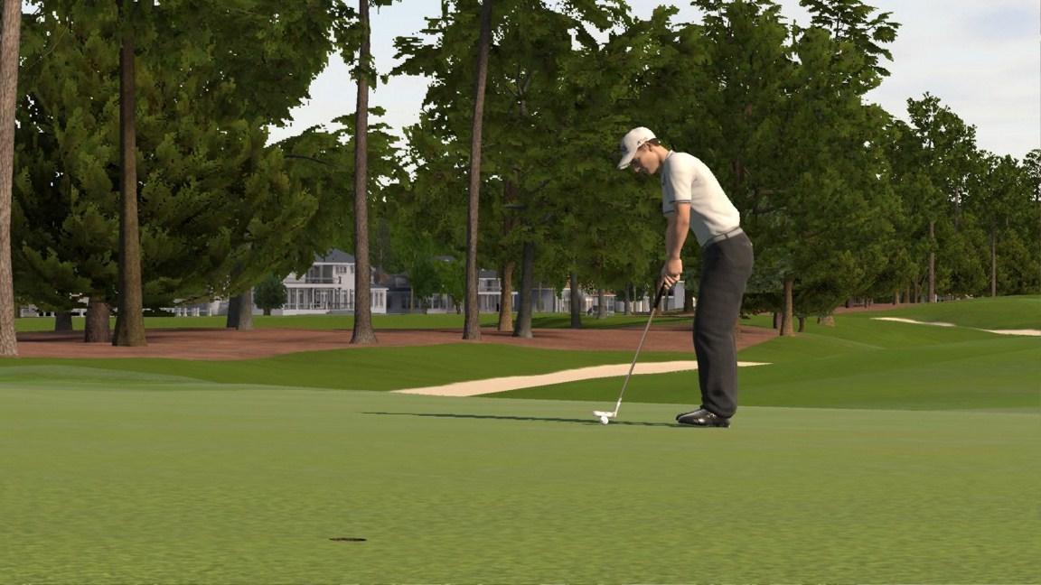 Tiger Woods: PGA Tour 12 - Sui campi da golf