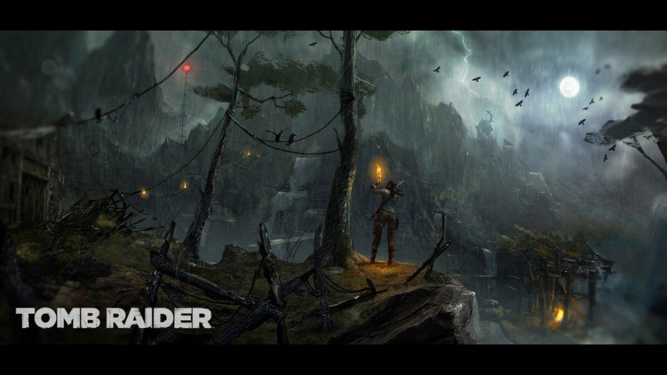 Tomb Raider - Screenshot