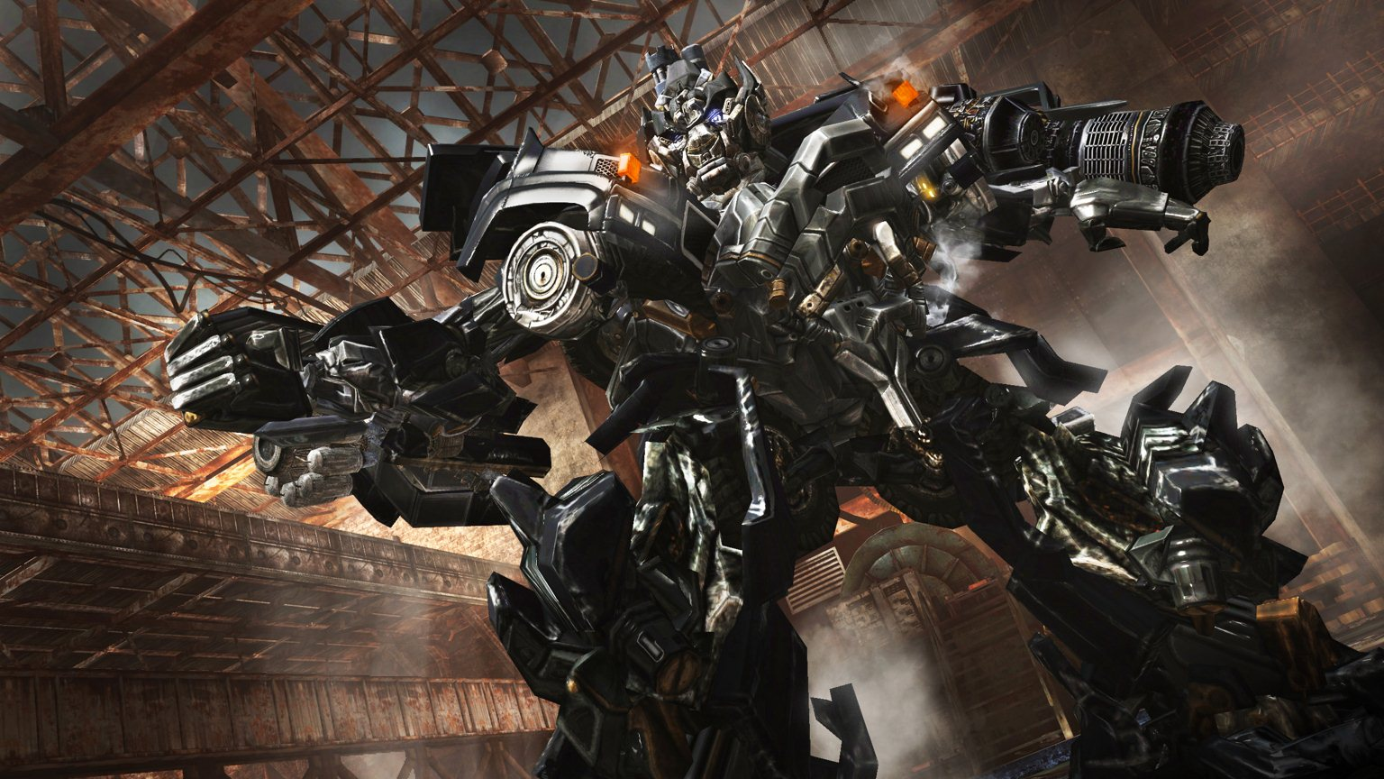Transformers: Dark of the Moon - Robot in azione
