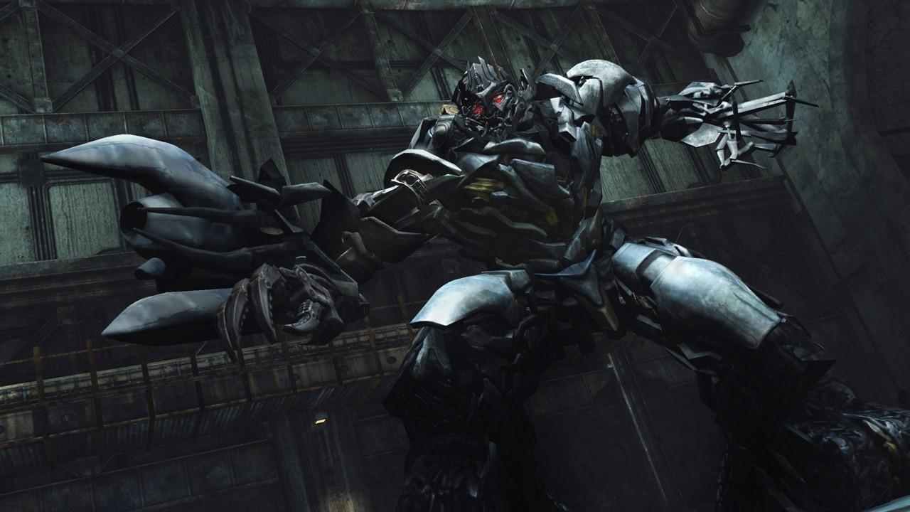 Transformers: Dark of the Moon - Screenshot
