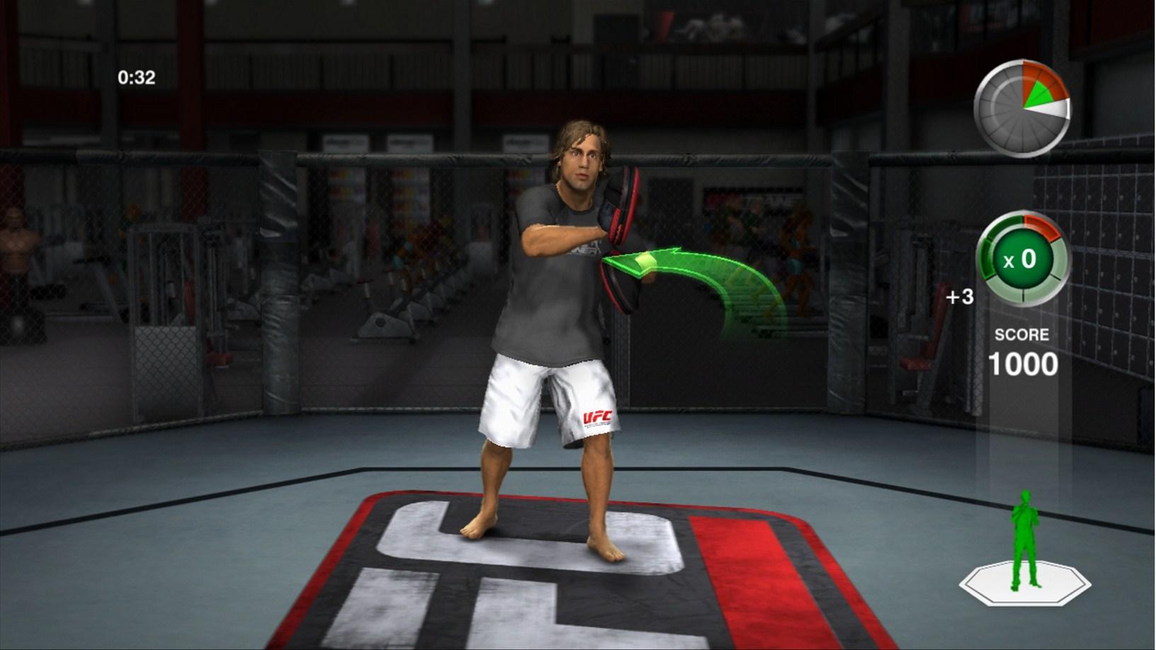 UFC Trainer - Prime immagini