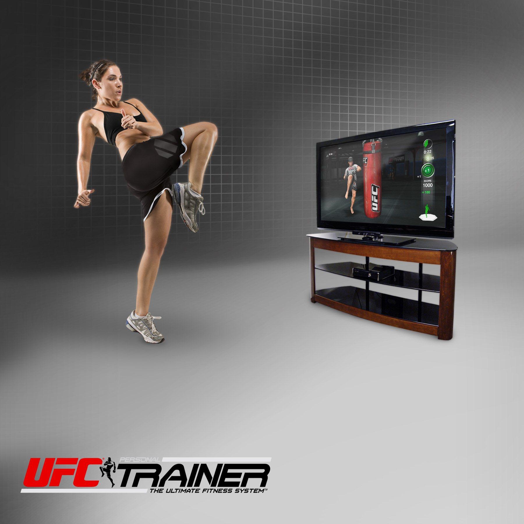 UFC Trainer - Versione Xbox 360 con Kinect