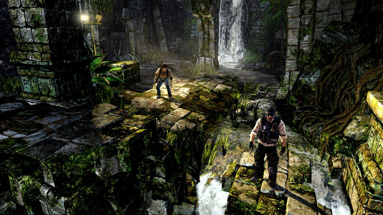 Uncharted: Golden Abyss - Primi screenshot