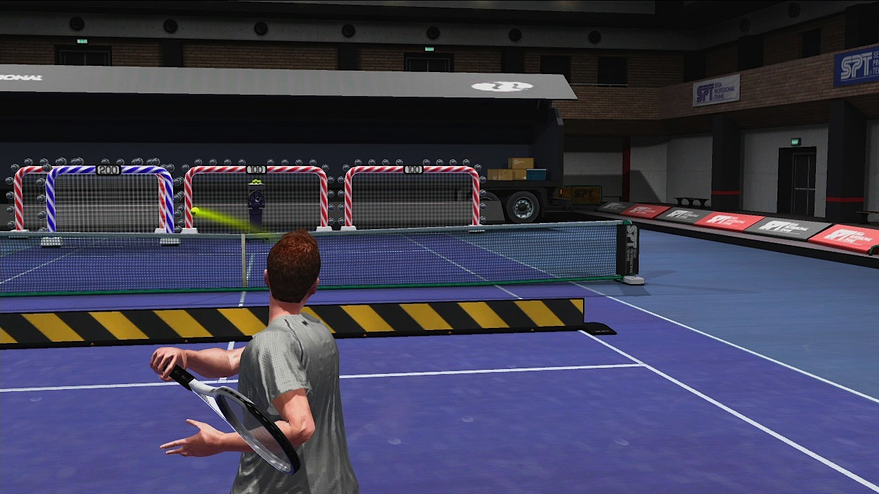 Virtua Tennis 4 - Contenuti esclusivi PS3