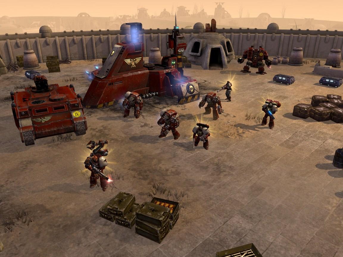 Warhammer 40.000: Dawn of War II: Retribution - Screenshot