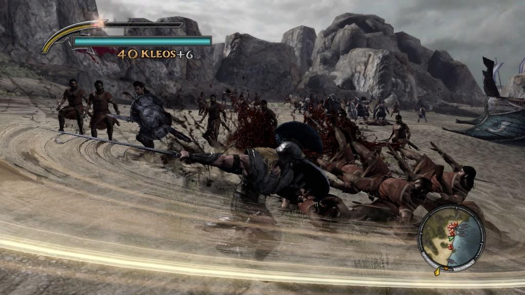 Warriors: Legends of Troy - Sui campi di battaglia