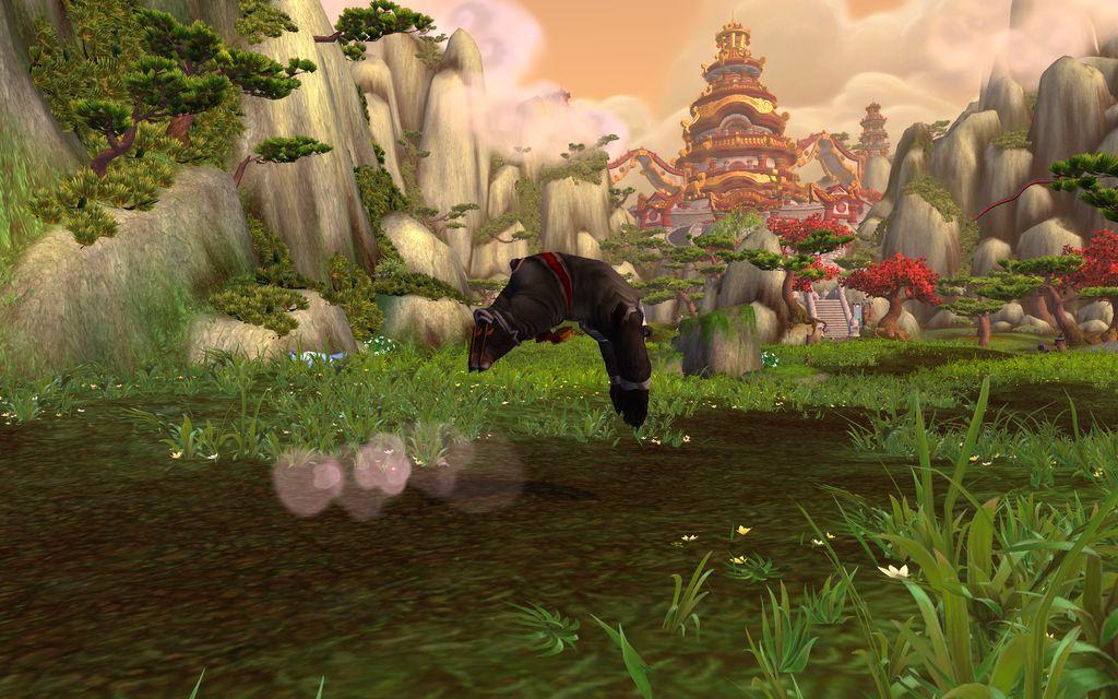 World of Warcraft: Mists of Pandaria - Screenshot