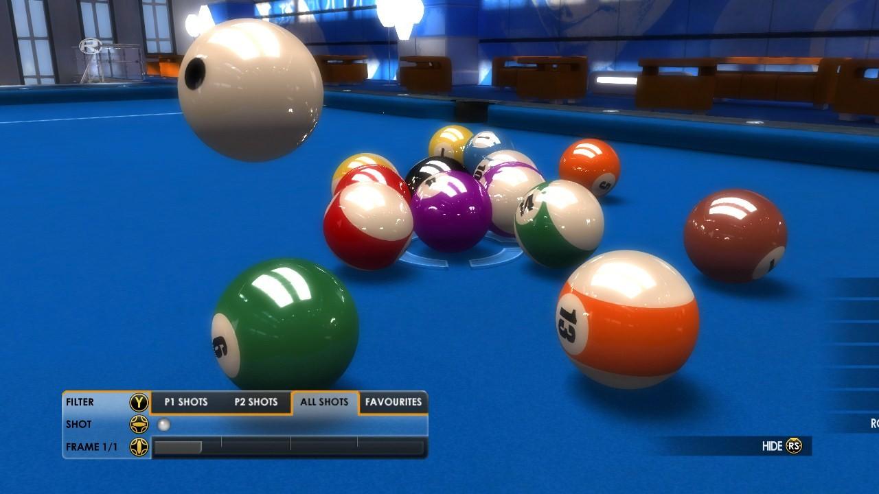 World Snooker Championship Real 2011 - Prime immagini