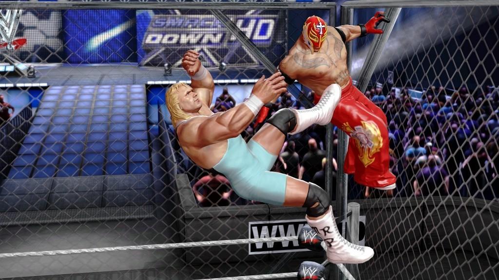 WWE All Stars - Gameplay