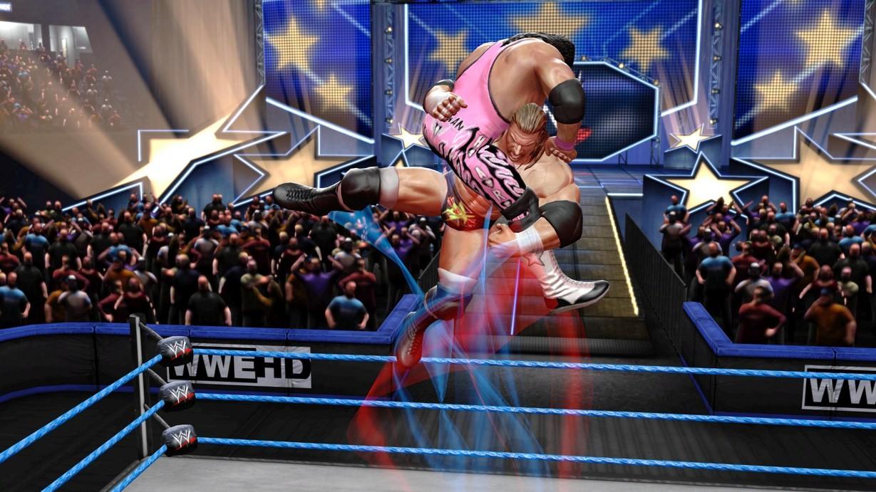 WWE All Stars - Hulk Hogan, Macho Man e gli altri lottatori