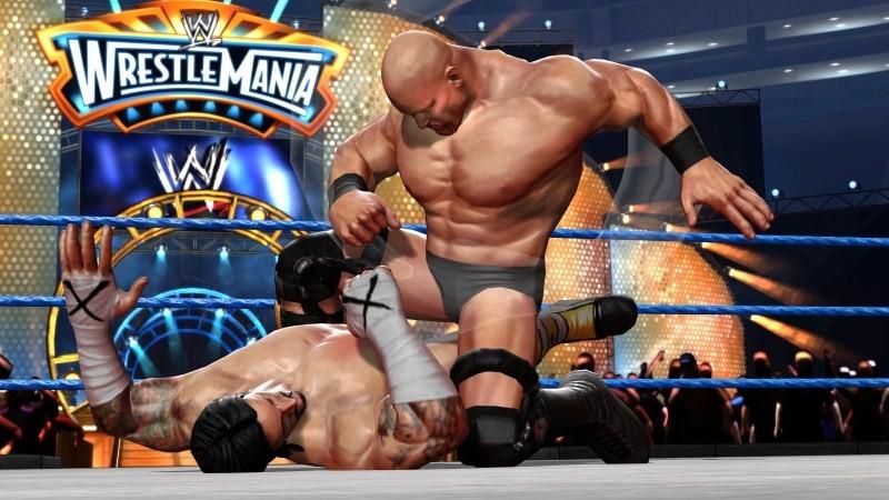 WWE All Stars - Il cast dei lottatori