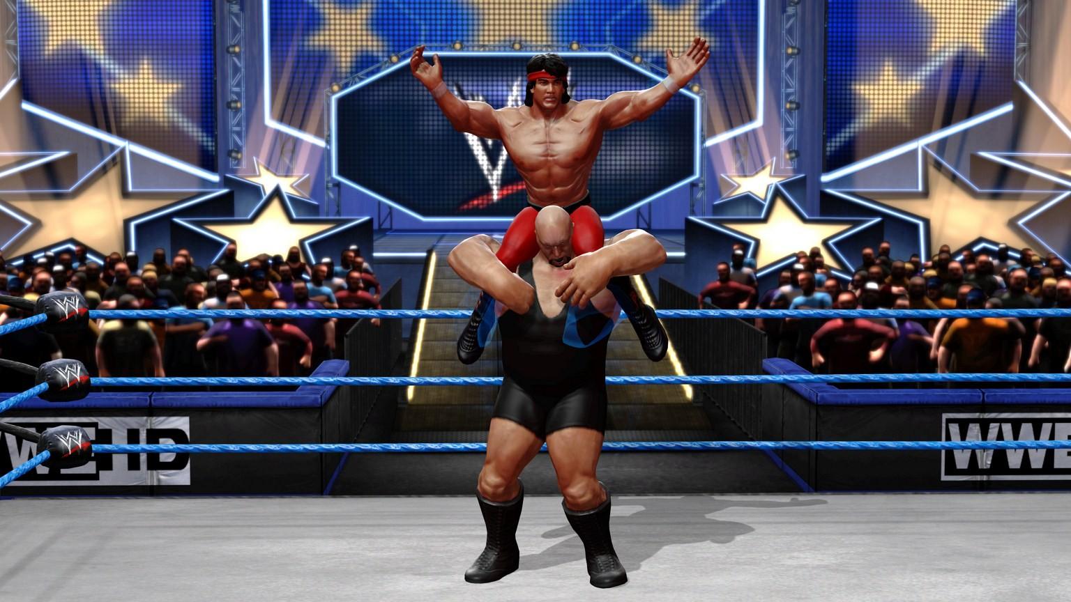 WWE All Stars - Vecchie glorie del wrestling