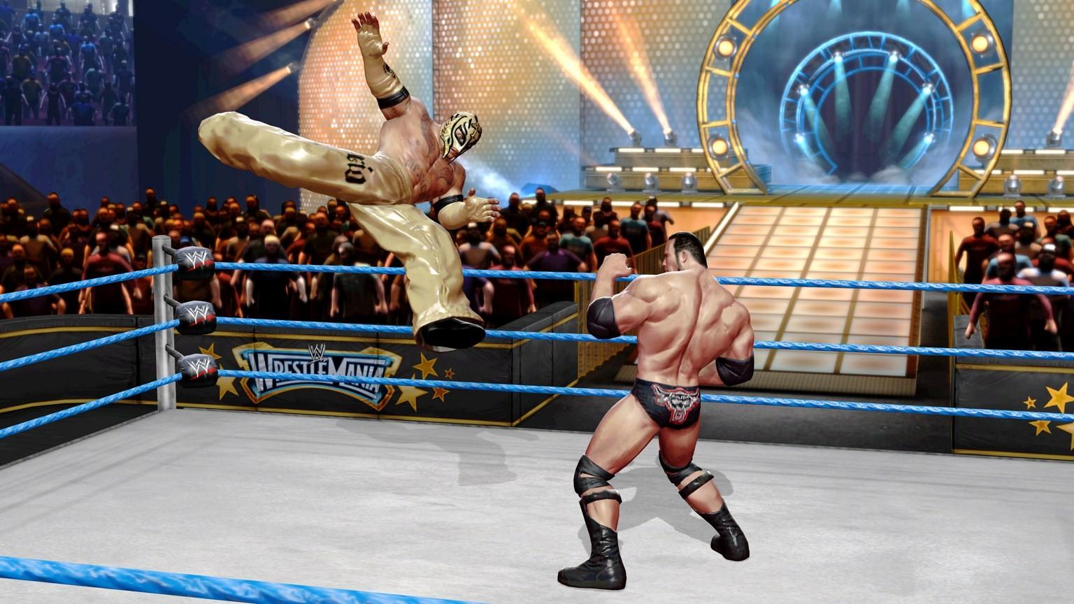 WWE All Stars - Wrestling