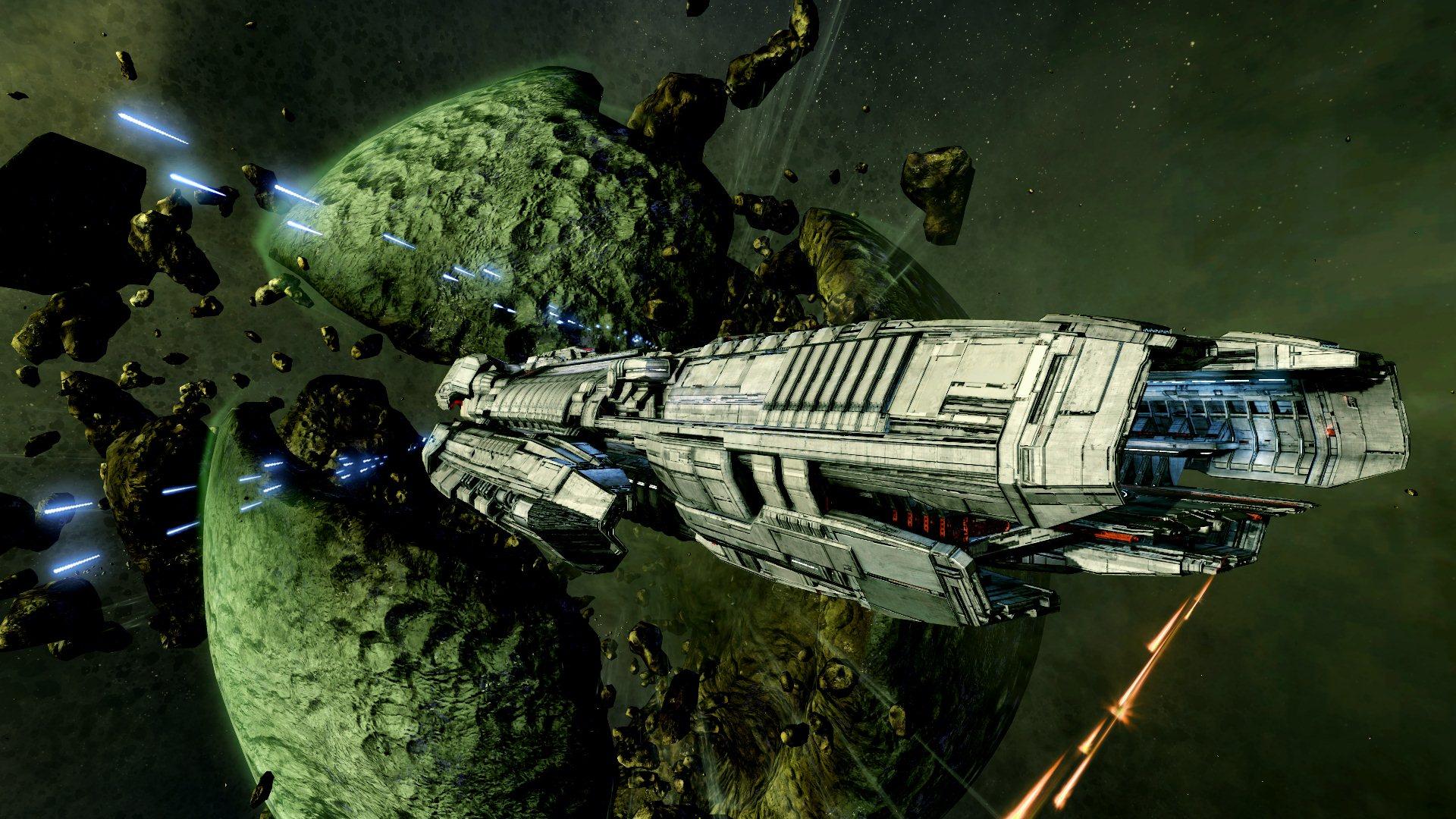 X Rebirth - Prime immagini