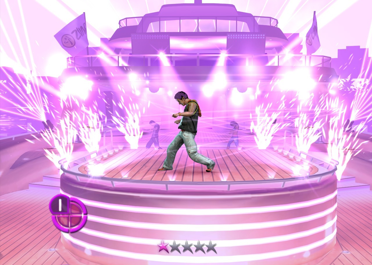 Zumba Fitness 2 - Screenshot