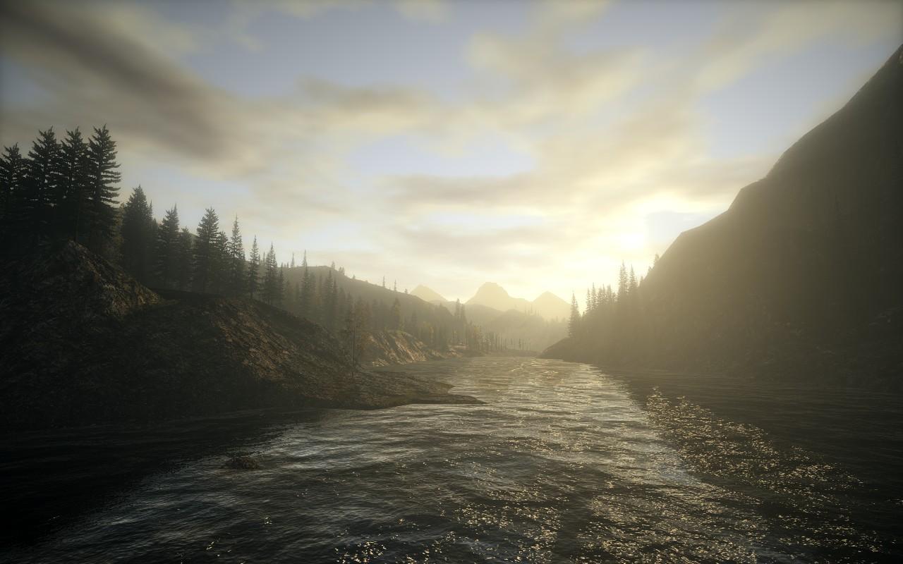 Alan Wake - Screenshot PC