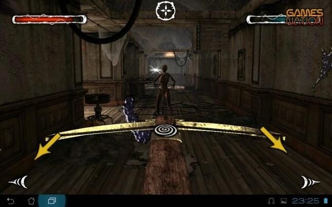Dark Meadow - Screenshot per la versione Android