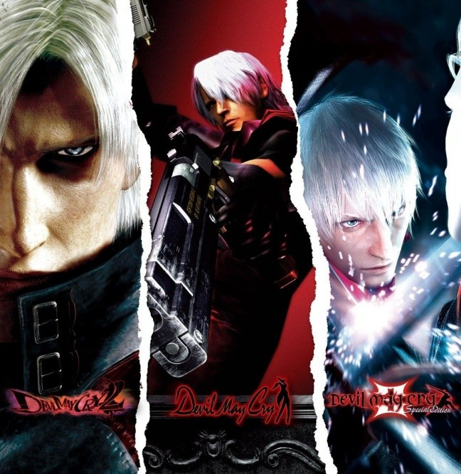 Devil May Cry HD Collection - Nuove immagini