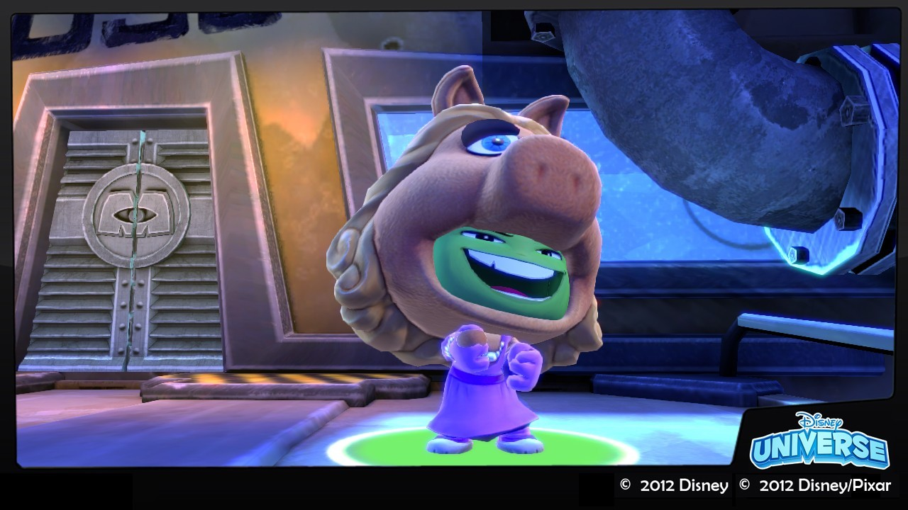 Disney Universe - I Muppets