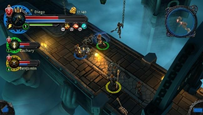 Dungeon Hunter Alliance - Screenshot