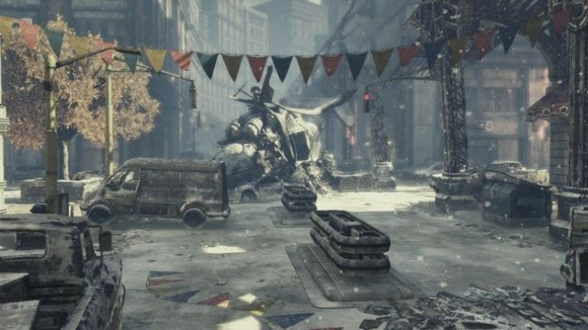 Gears of War 3 - Forces of Nature DLC