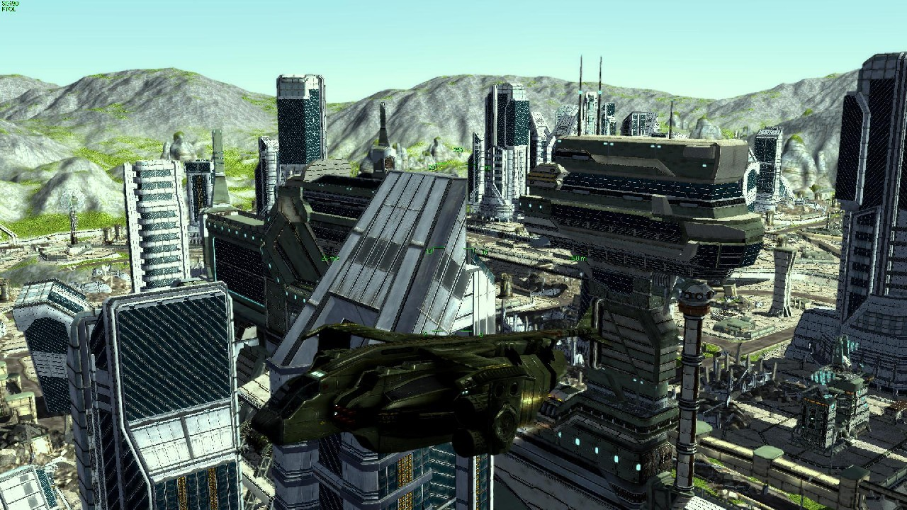 Line of Defense - Screenshot